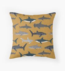 Haie, Illustration, Kunstdruck, Leben Im Meer, Leben Im Meer, Tier,
