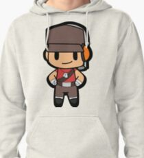 Chibi Scout Pullover Hoodie