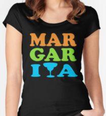 MARGARITA Women's Fitted Scoop T-Shirt