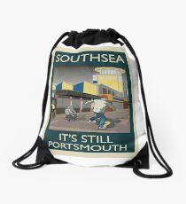 Southsea - It's Still Portsmouth Drawstring Bag