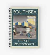 Southsea - It's Still Portsmouth Spiral Notebook