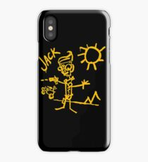 Doodle Jack - Borderlands iPhone Case