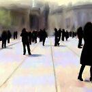 Trafalgar shadows by Billyd21c
