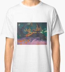 Paul Gauguin - Fatata te Miti By the Sea . Seascape Classic T-Shirt