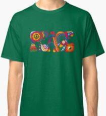 Psychedelic Peace Classic T-Shirt