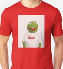 Kermit the Frog Box Logo T-Shirt