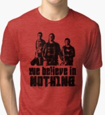 Nihilists Tri-blend T-Shirt