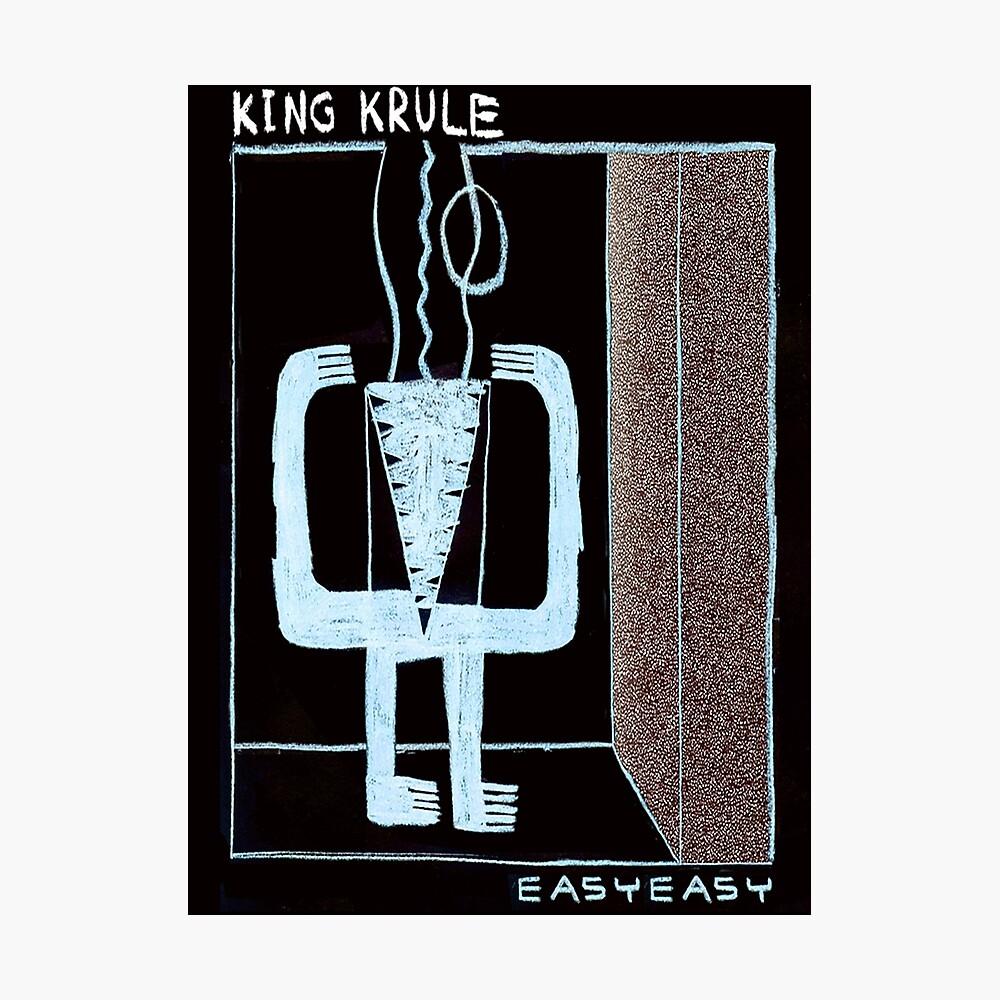 König Krule Easy Easy Fotodruck