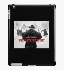 hateful eight iPad Case/Skin