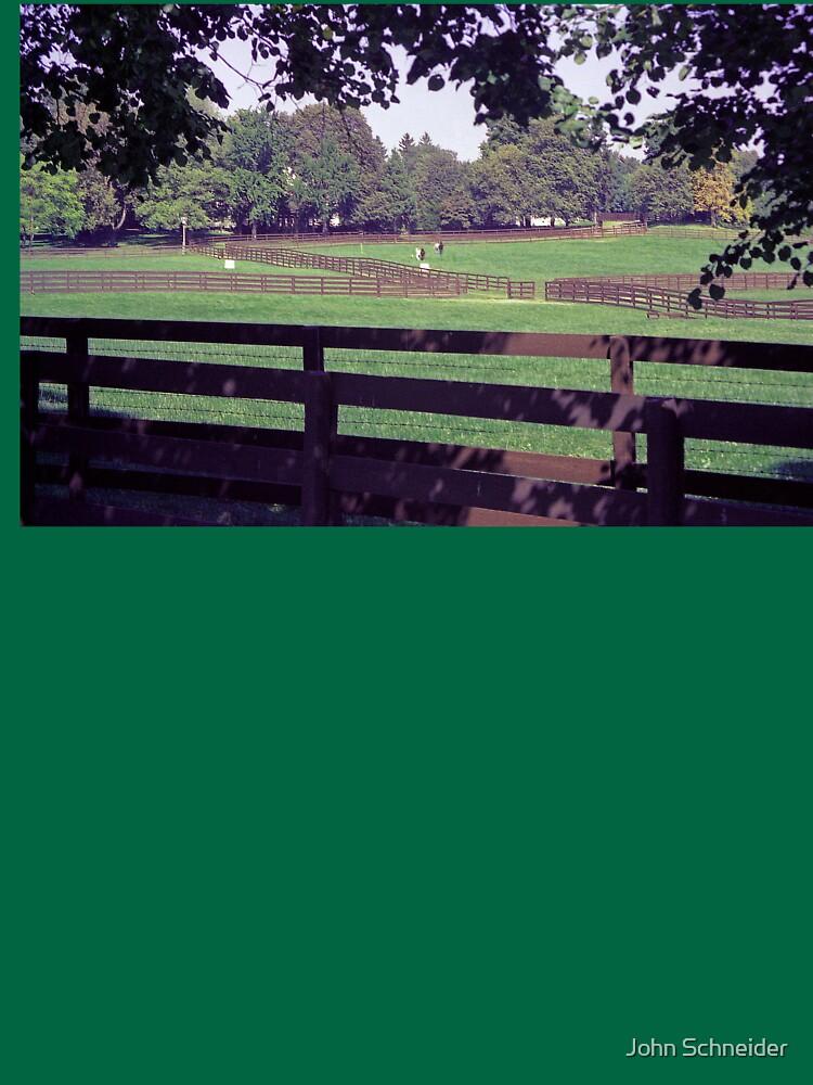 Equine Pasture by woodeye518