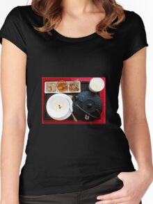 Teatime Women's Fitted Scoop T-Shirt