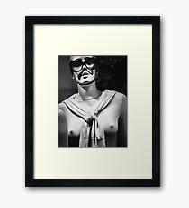 Ralph Lauren Mannequin Framed Print