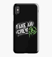 Fake AH Crew iPhone Case/Skin
