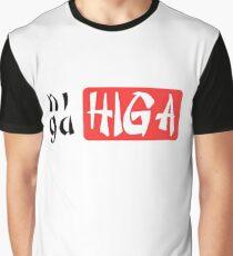 NigaHiga Graphic T-Shirt