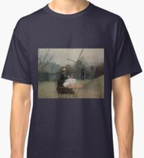 Ramon Casas - Plein Air  Classic T-Shirt