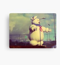 Stay puft Metal Print