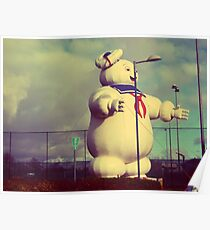 Stay puft Poster
