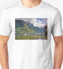 Clear water of fjords T-Shirt