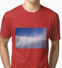 When the wind blows Tri-blend T-Shirt