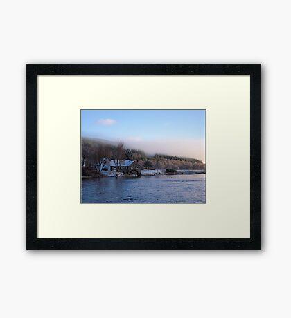 Loch Tummel Framed Print