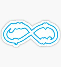 YOU & ME TILL INFINITY Sticker