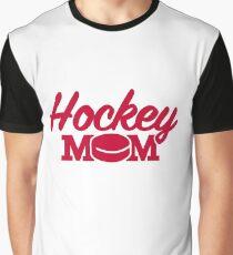Hockey mom Graphic T-Shirt
