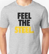 FEEL THE STEEL. - Alternate T-Shirt