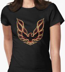 Pontiac Firebird Womens Fitted T-Shirt