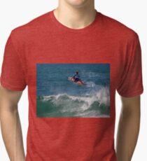 Taj Burrow - Burleigh Breaka Pro 2010 Tri-blend T-Shirt