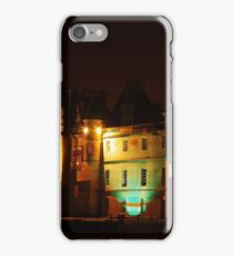 Victorian Mansion Falkirk iPhone Case/Skin