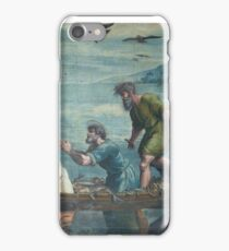Raphael - The Miraculous Draft of Fishes iPhone Case/Skin