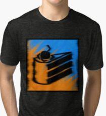 Orange and Blueberry Cake Tri-blend T-Shirt