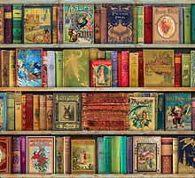 A Daydreamer's Book Shelf by Aimee Stewart
