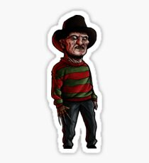 1, 2, Freddy's coming for you... Sticker