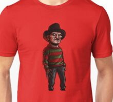 1, 2, Freddy's coming for you... Unisex T-Shirt