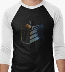 Portal Cake Men's Baseball ¾ T-Shirt