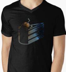 Portal Cake Men's V-Neck T-Shirt