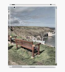 North Landing, Flamborough, Yorkshire iPad Case/Skin