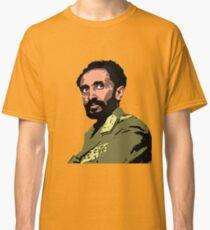 Haile Selassie Classic T-Shirt