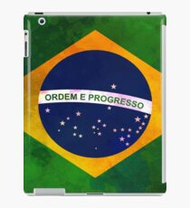 The flag of Brazil iPad Case/Skin