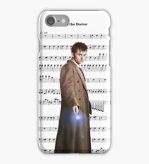 Doctor who- I am the doctor iPhone Case/Skin