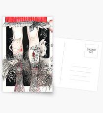 Legs Postcards