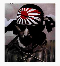 Kamikaze Photographic Print