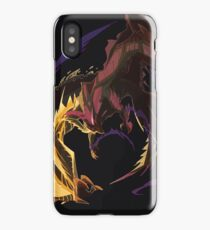 Chaotic Beast iPhone Case/Skin