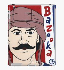 Bazooka Joe #14 iPad Case/Skin