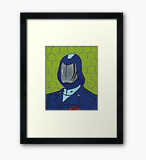Cobra In Chief Framed Print
