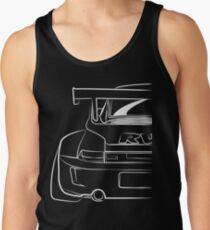 Camisetas de tirantes para hombre Porsche RWB