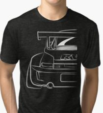 Porsche RWB Tri-blend T-Shirt