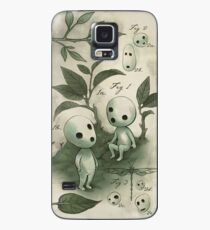Natural History - Forest Spirit studies Case/Skin for Samsung Galaxy