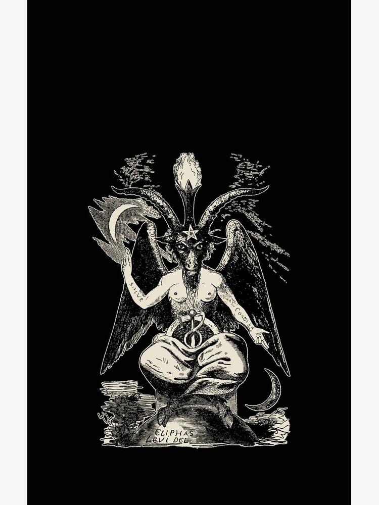Baphomet by Bela-Manson